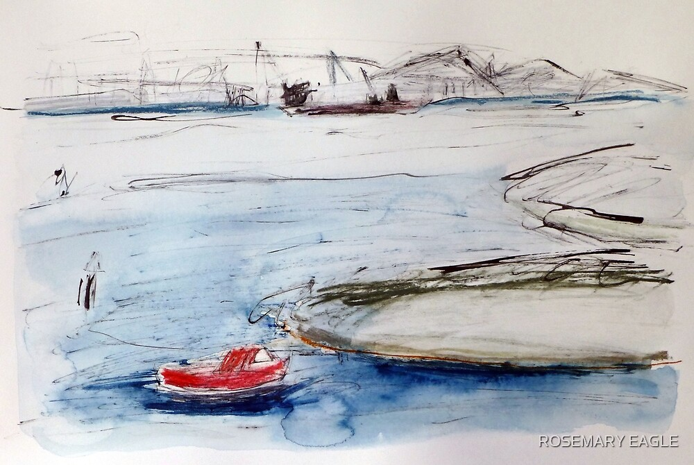 Other Side of the Harbour by ROSEMARY EAGLE