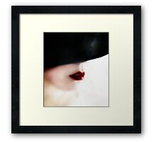 Self Portrait Framed Print