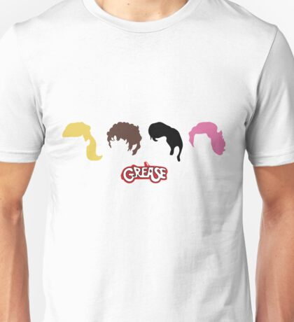 Grease hair Unisex T-Shirt