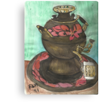 Especially Russian(Samovar) Canvas Print