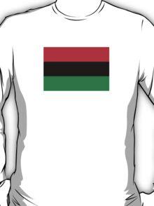 Pan-African Flag  T-Shirt