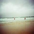 morning bathers by scottwynn