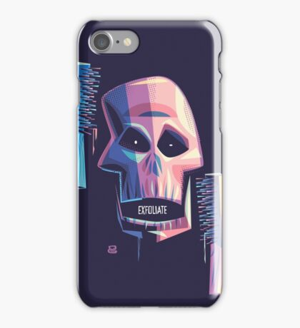 Exfoliate iPhone Case/Skin