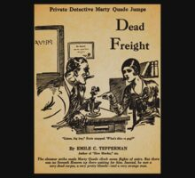 Emile Tepperman - Marty Quade - Dead Freight 3 by perilpress