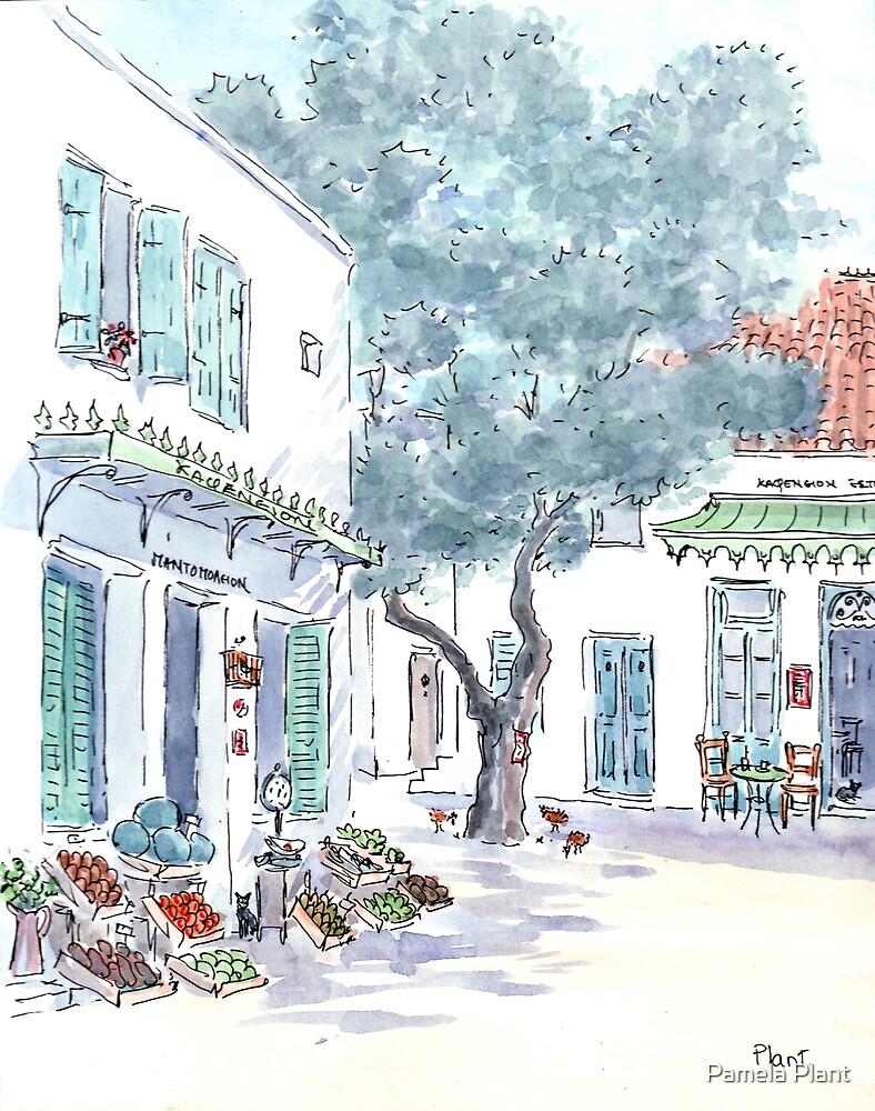 Greece 20 by Pamela Plant