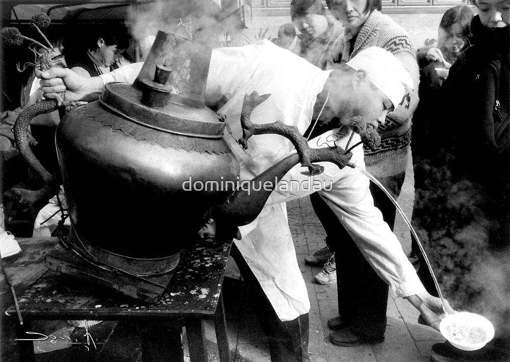 tea pot by dominiquelandau