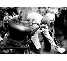 tea pot Photographic Print