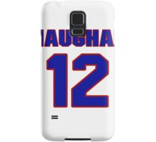 Basketball player Ariel Maughan jersey 12 Samsung Galaxy Case/Skin