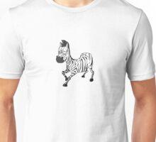 Stunned Zebra Unisex T-Shirt