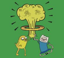 Atomic High Five by Ely Prosser