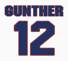 Basketball player Coulby Gunther jersey 12 by imsport