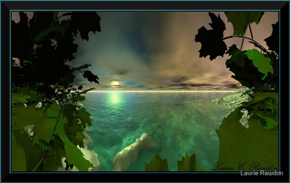 Tropical Treasure by Laurie Rawdon