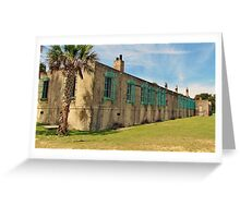 Atalaya Castle Greeting Card