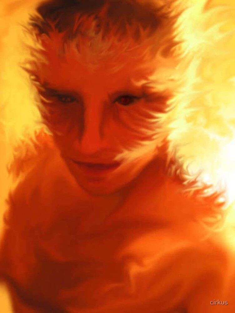 Fire Elemental by cirkus