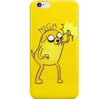 Jake High Five - Part 1 iPhone Case/Skin