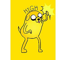 Jake High Five - Part 1 Photographic Print