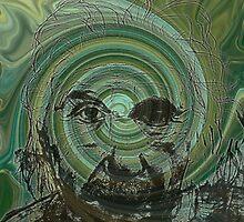 In the Mind of Einstein by MSArt