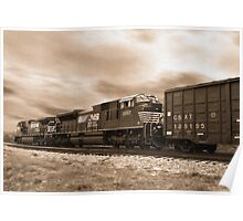 NORFOLK SOUTHERN Poster