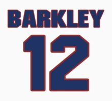 Basketball player Erick Barkley jersey 12 by imsport