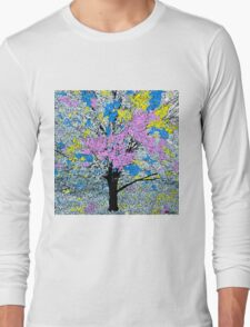 Spring Time in Hawaii Long Sleeve T-Shirt