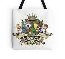 Big Boys Club Coat of Arms Tote Bag