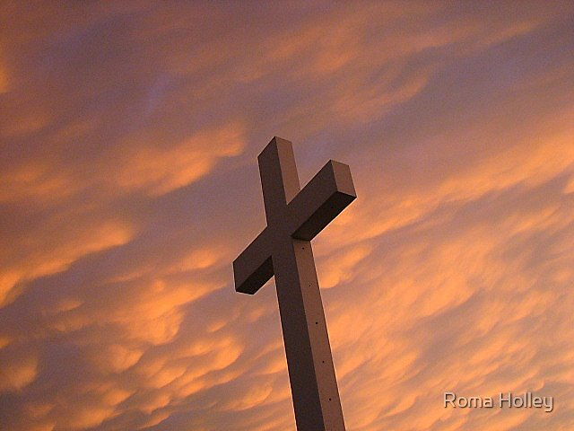 At the Foot of the Cross by Roma Holley