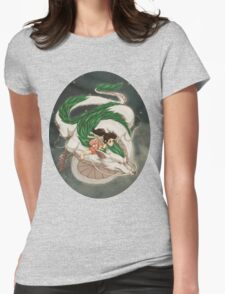 Spirited Away Womens Fitted T-Shirt