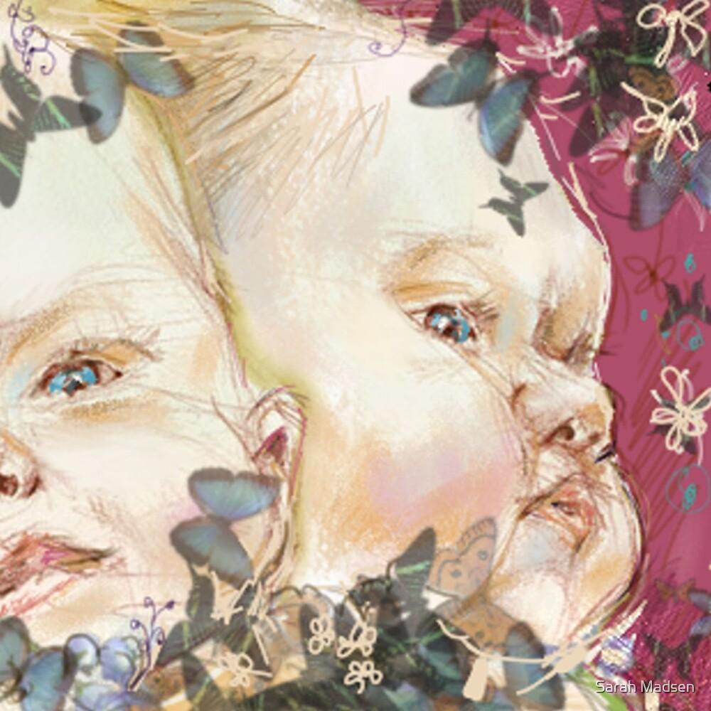 Awake in Pink by Sarah Madsen