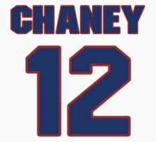 Basketball player Don Chaney jersey 12 by imsport