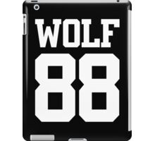 Exo Wolf 88 B iPad Case/Skin