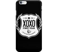 Exo XOXO First Year 2B iPhone Case/Skin