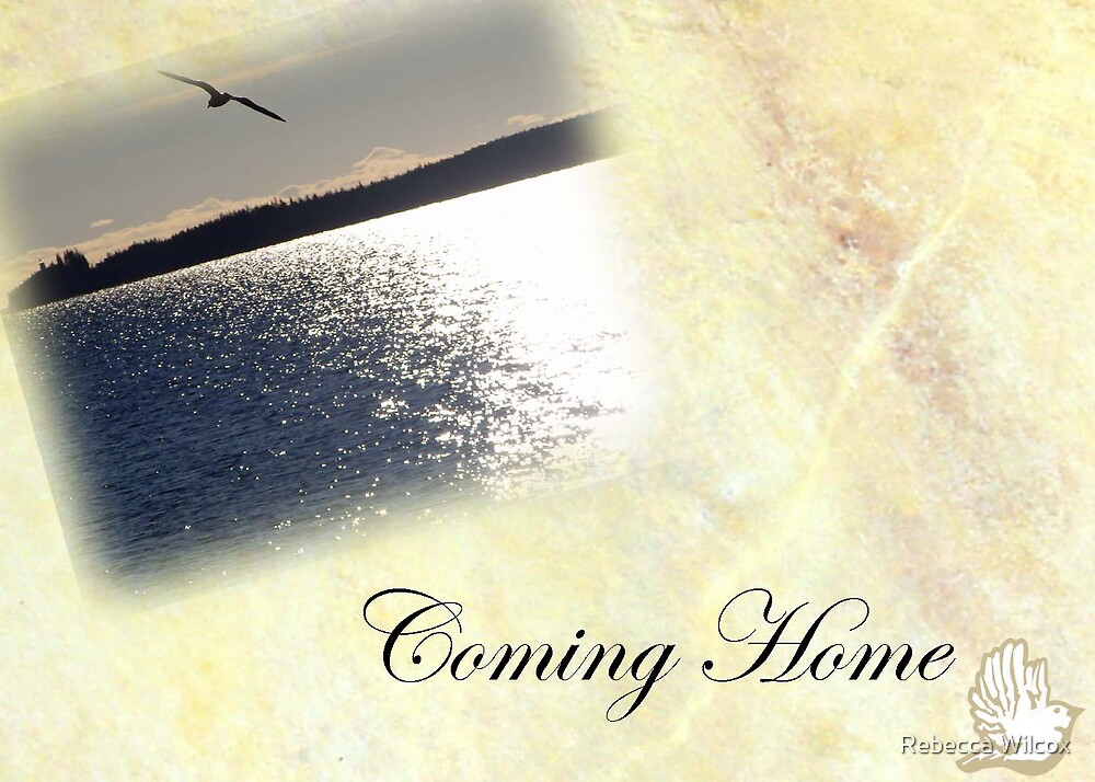 Coming Home by Rebecca Brann