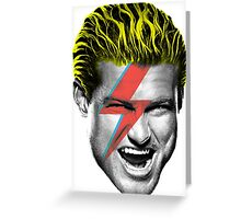 Dolph Ziggy Greeting Card