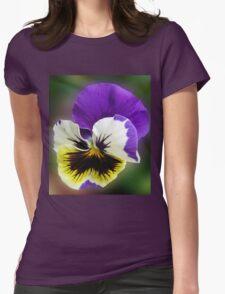 Cheerful Pansy T-Shirt