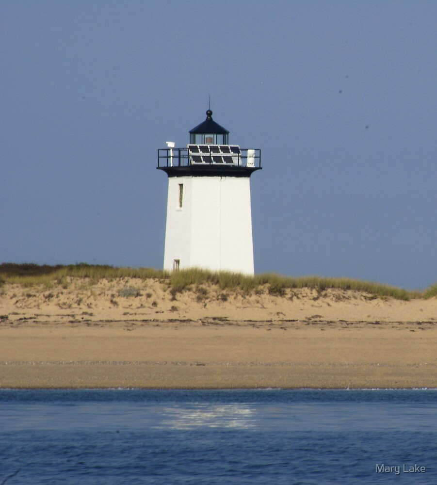 Light House Provicencetown MA by Mary Lake