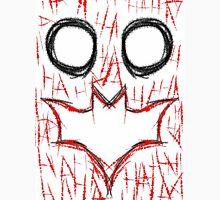 Joker and Batman smiley Face Unisex T-Shirt
