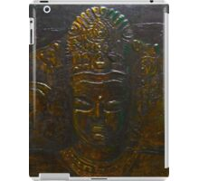 TRIMURTI SCULPTURE iPad Case/Skin