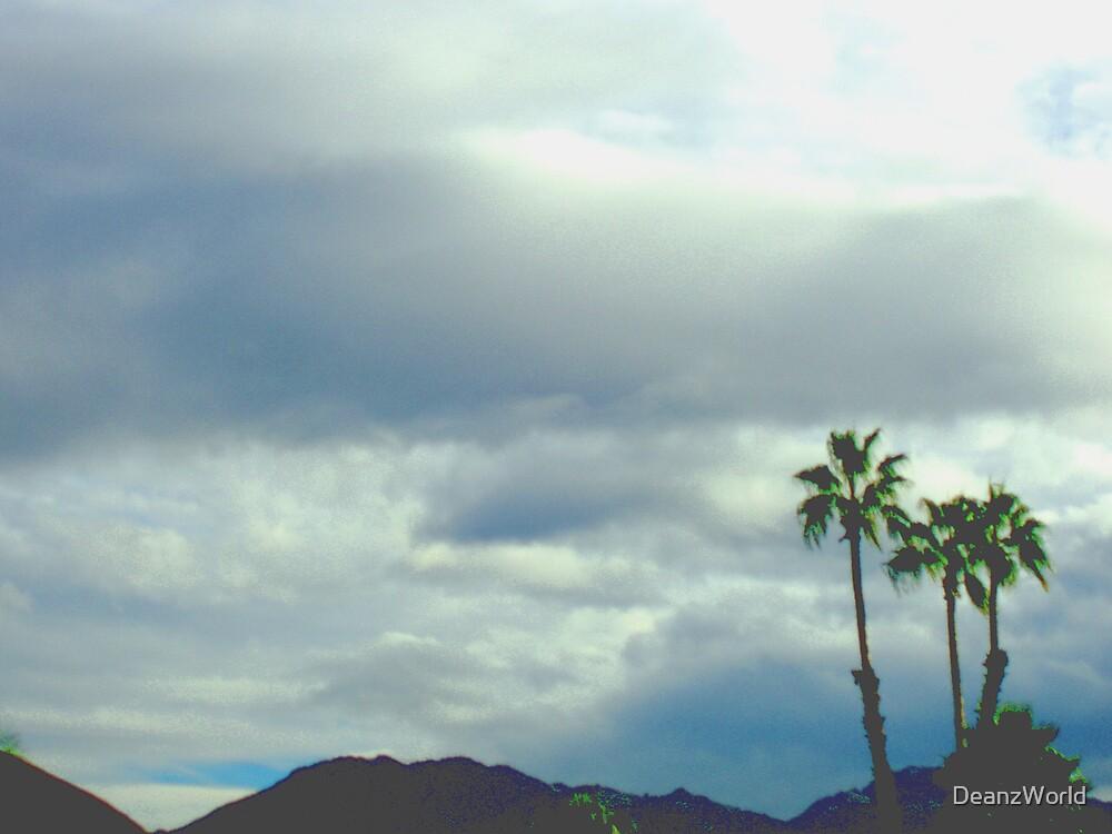Palm Desert Storm by Dean Warwick