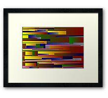 Untitled 20141023b Framed Print