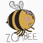 The Zombie Bee by Ely Prosser