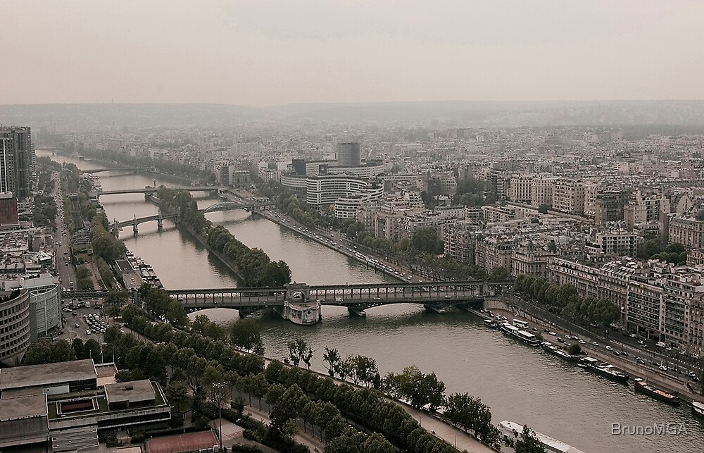 Paris by BrunoMGA