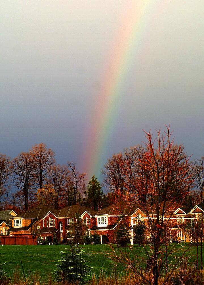 Autumn Rainbow by Mien