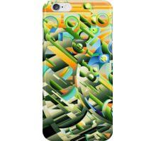 Alien City Spheres 2 iPhone Case/Skin