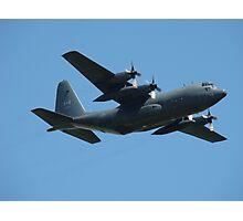 Military plane Photographic Print
