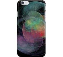 Abstract Art Space Shell iPhone Case/Skin