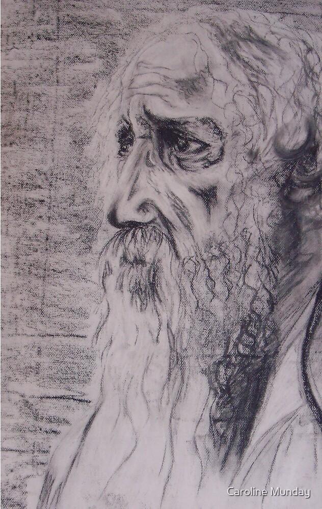 Old Man by Caroline Munday
