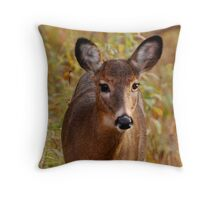 Sunshine in my eyes (unframed) Throw Pillow