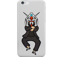 Gundam Style Helmet iPhone Case/Skin