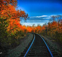 Tracks of Change by Josh Myers