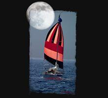 Moonlight Sail Unisex T-Shirt